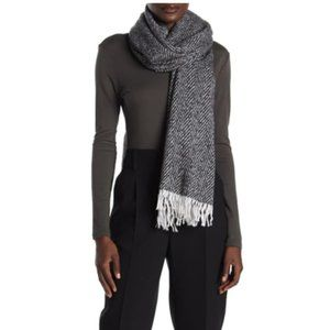 NWT - Amicale Wool Cashmere Blend Scarf
